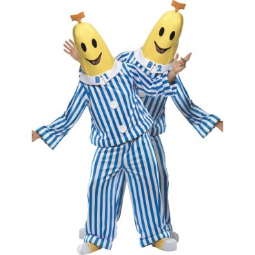 Costume Adult Bananas in...