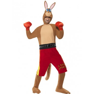 Costume Adult Boxing...
