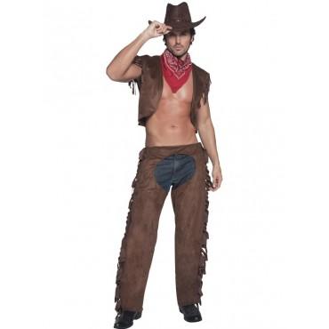 Costume Adult Cowboy Vest...