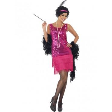 Costume Adult Flapper Fun...