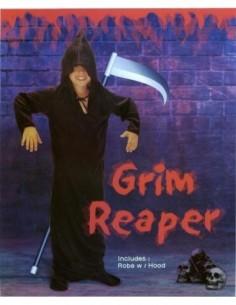 Costume Child Grim Reaper M
