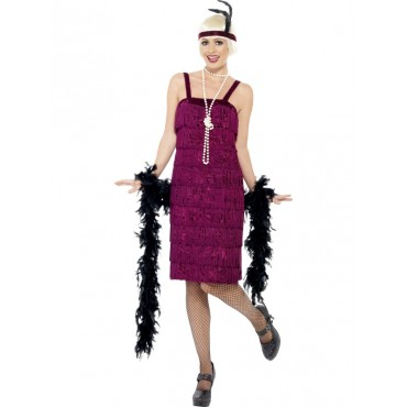 Costume Adult Flapper Jazz...