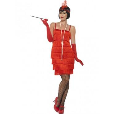 Costume Adult Flapper Short...