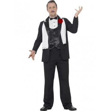 Costume Adult Gangster XL