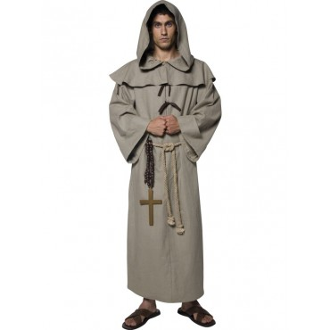 Costume Adult Friar Tuck...