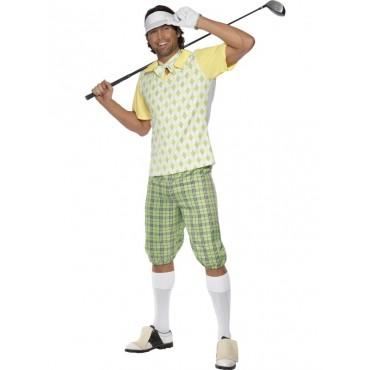 Costume Adult Golf Man L