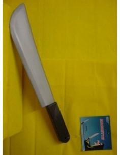 Knife Machette 53cm Plastic