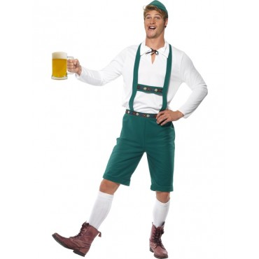 Costume Adult Oktoberfest...