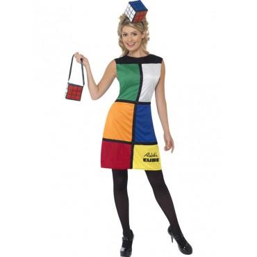 Costume Adult Rubiks Cube...