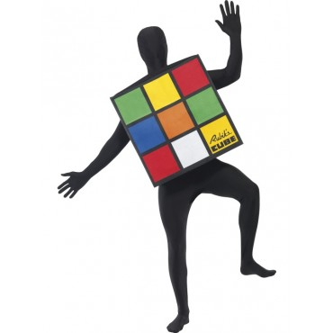 Costume Adult Rubiks Cube ONLY