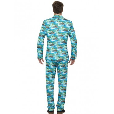 Costume Adult Suit Aloha XL