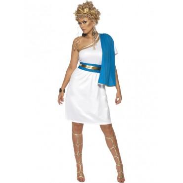 Costume Adult Toga Roman...