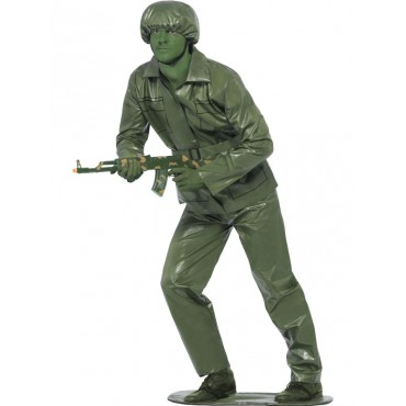 Costume Adult Toy Soldier L