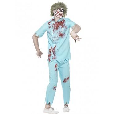 Costume Adult Zombie...