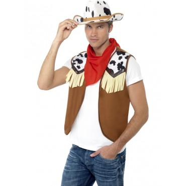 Dress Up Kit Cowboy